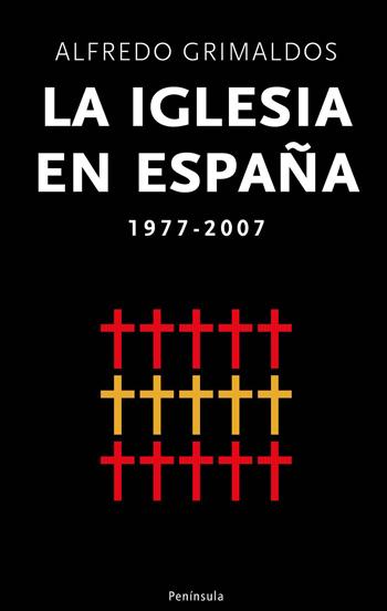 libro La Iglesia en España