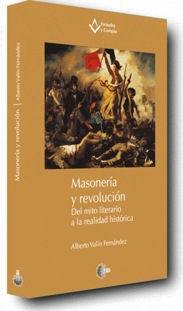 libro Masonería y revolución