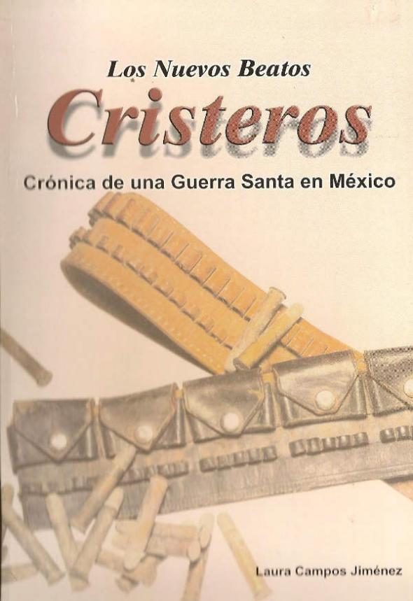 libro Los nuevos beatos cristeros Portada