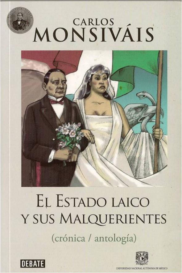 libro El Estado laico y sus malquerientes