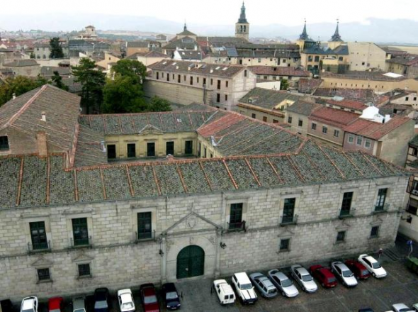 Palacio episcopal Segovia