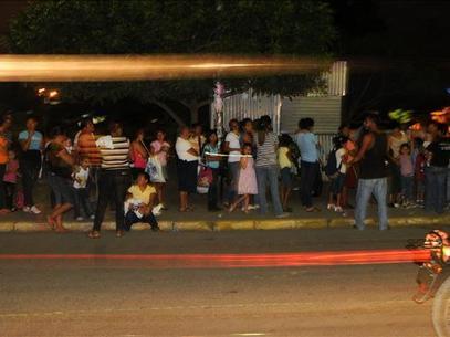 Inmaculada en Nicaragua 2013