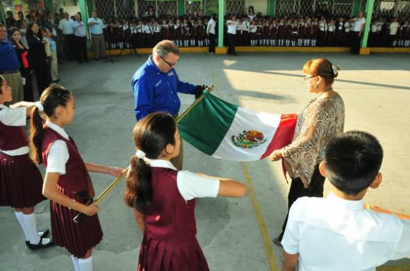 Escuela SNicolás México