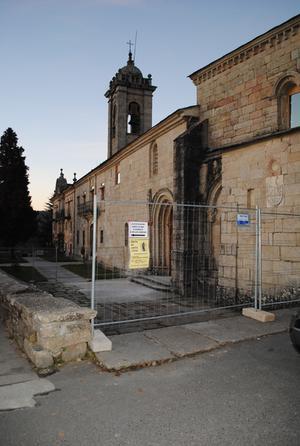 convento Sarriá en Lugo