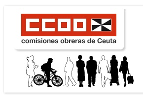 logo CCOO Ceuta