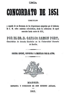 Concordato 1851