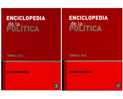 libro Enciclopedia de la política