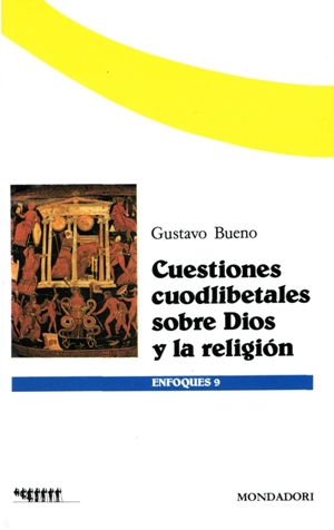 libro Cuestiones cuodlibetales sobre Dios y la religión