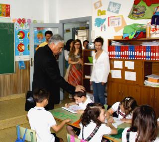 visita obispo CA 2013