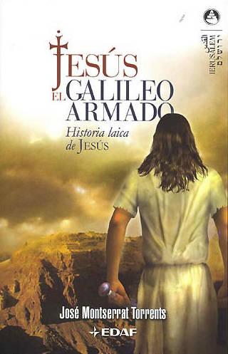 libro Jesús, el galileo armado