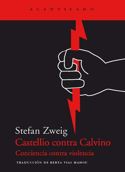 libro Castellio contra Calvino