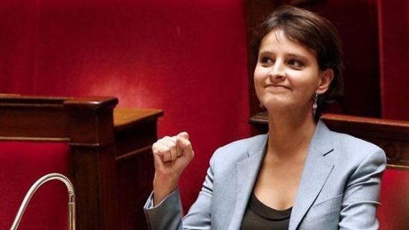 Najat ministra portavoz Francia 2013