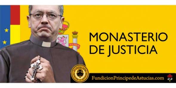 Gallardón monasterio de Justicia