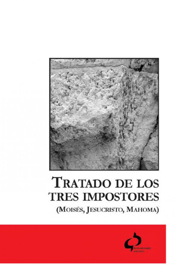 libro Tratado de los tres impostores