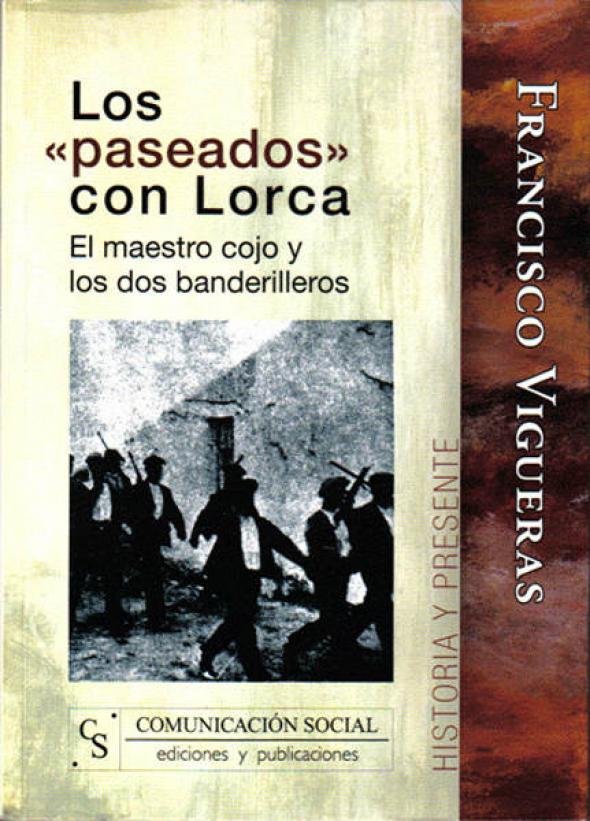 libro Los paseados con Lorca