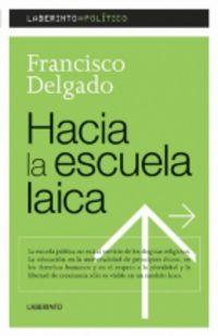 libro Hacia la Escuela Laica