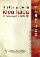 libro Historia de la idea laica en Francia en el siglo XIX