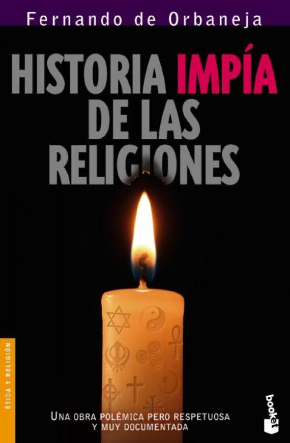 libro Historia impía de las religiones