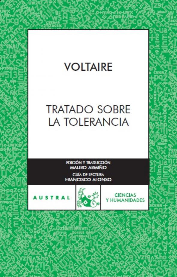 libro Tratado sobre la tolerancia