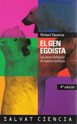 libro El gen egoista