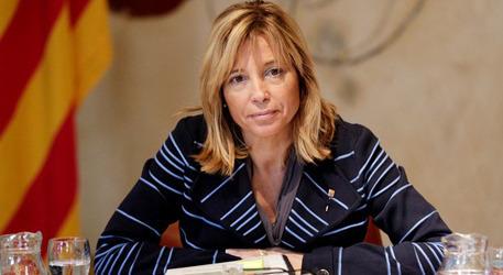 Joana Ortega consejera Generalita 2013