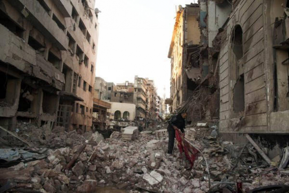 atentado de Mansura Egipto 2013