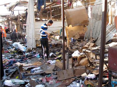 atentados a cristianos en Irak 2013