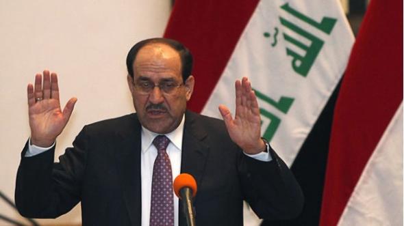 Al Maliki primer ministro Irak