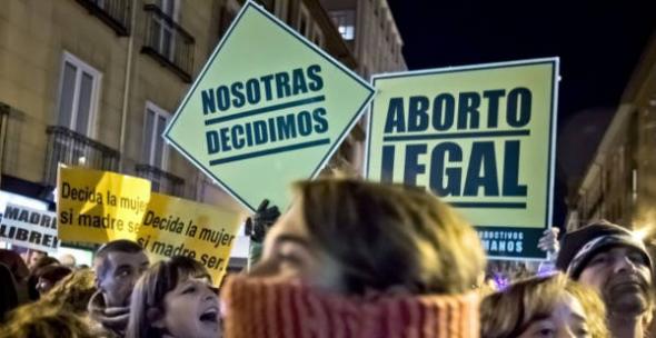 mani aborto Madrid 2013