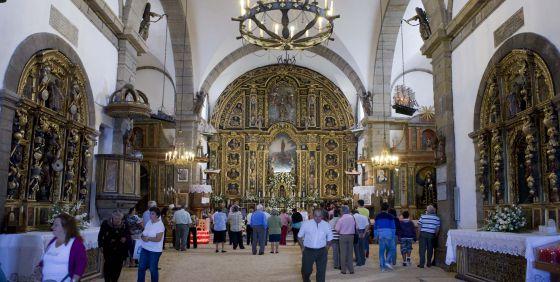 iglesia Muxia