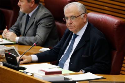 Cotino presidente Cortes valencianas