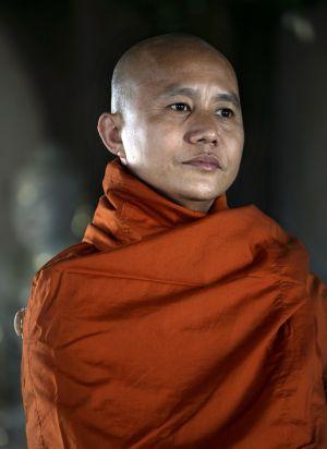 líder budista birmano