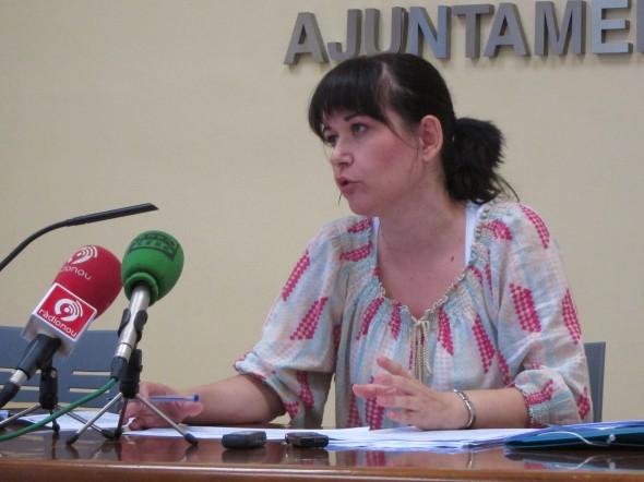 Rosa Albert EUPV concejala
