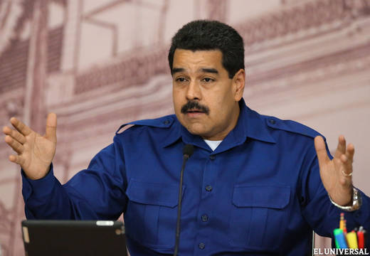 Maduro presidente Venezuela