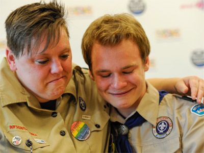 scouts homosexuales