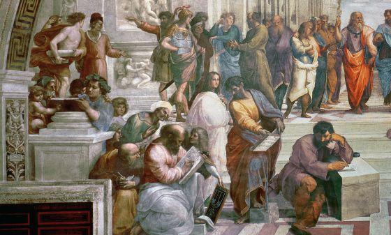 Filosofía Escuela Atenas