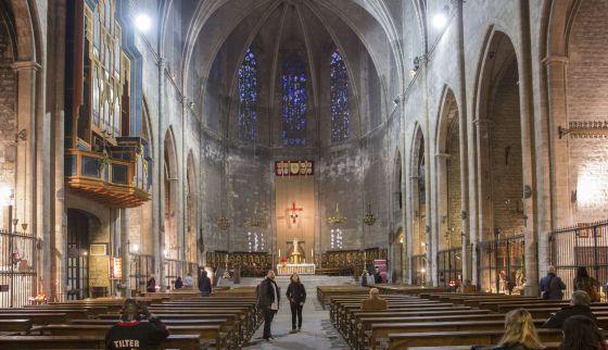 Basílica Santa María Pi Barcelona