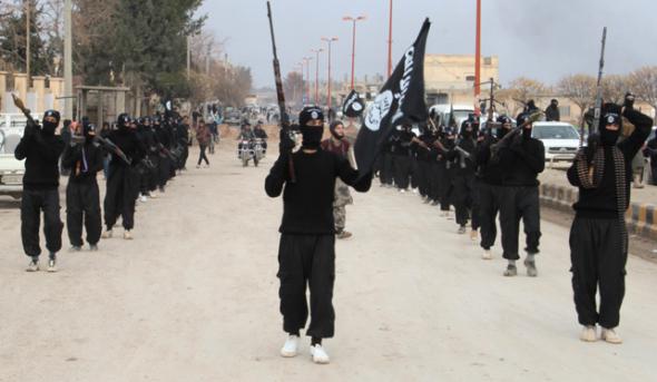 milicia islamista Irak
