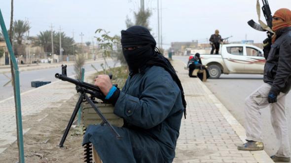 milicianos Irak 2013
