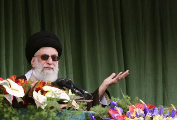 ayatolá Jamenei Iran 2014
