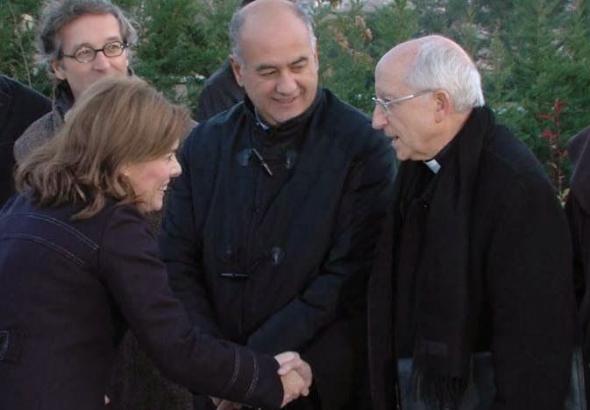 Soraya en Ávila