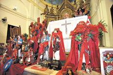 santuario Gauchito Gil Argentina