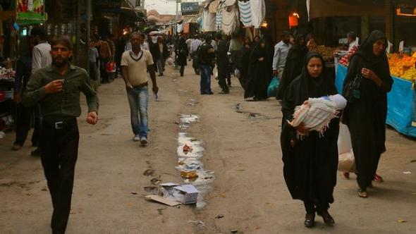 bazar en Irán
