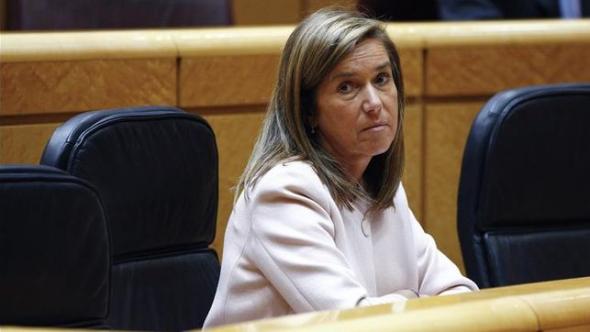 Ana Mato ministra Sanidad PP