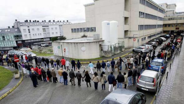 Hospital da Costa A Mariña