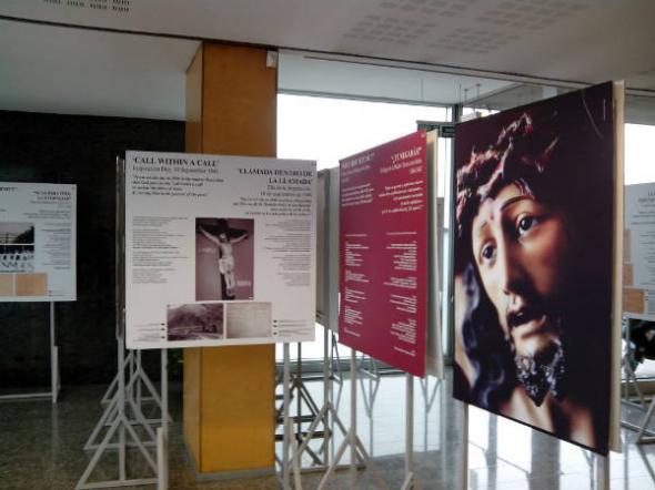 expo Teresa Calcuta Delegación Vigo