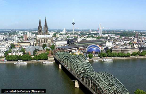 Colonia en Alemania