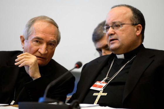 Tomasi embajadro Vaticano ONU 2014