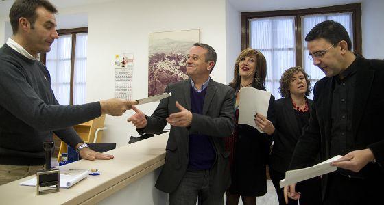registro ley transexualidad Andalucía 2014