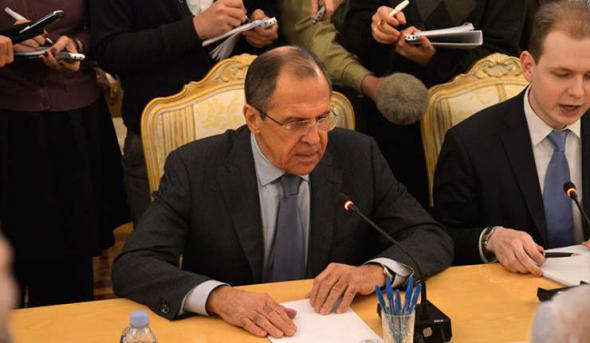 Lavrov canciller ruso